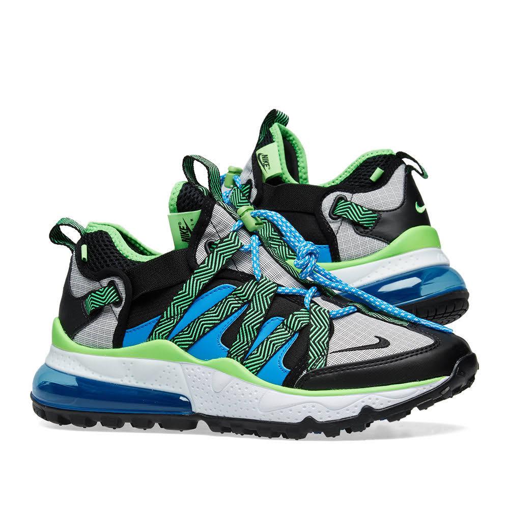 Air BlackPhantomBlueamp; Max Nike 270 Green Bowfin BdWoCrex