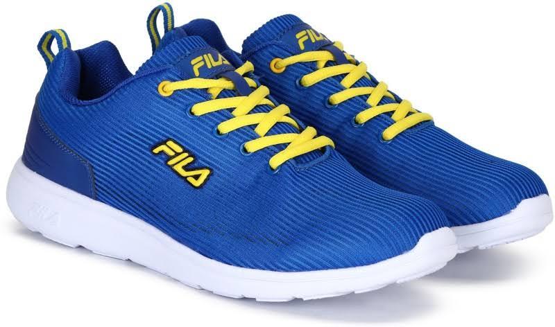 Blue Fila blue Colourblock Shoes Lace York up WZZxwqf8FR