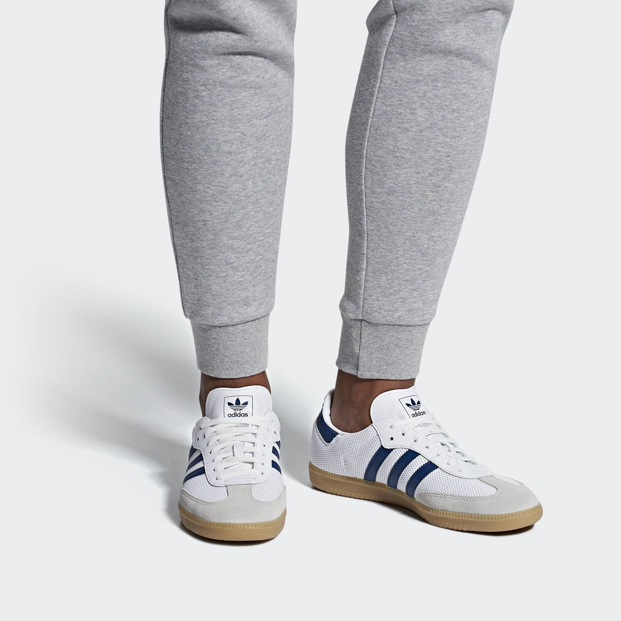 And Cloud heren voor Samba Shoes White 7Originelen Adidas OXwlPuTkZi
