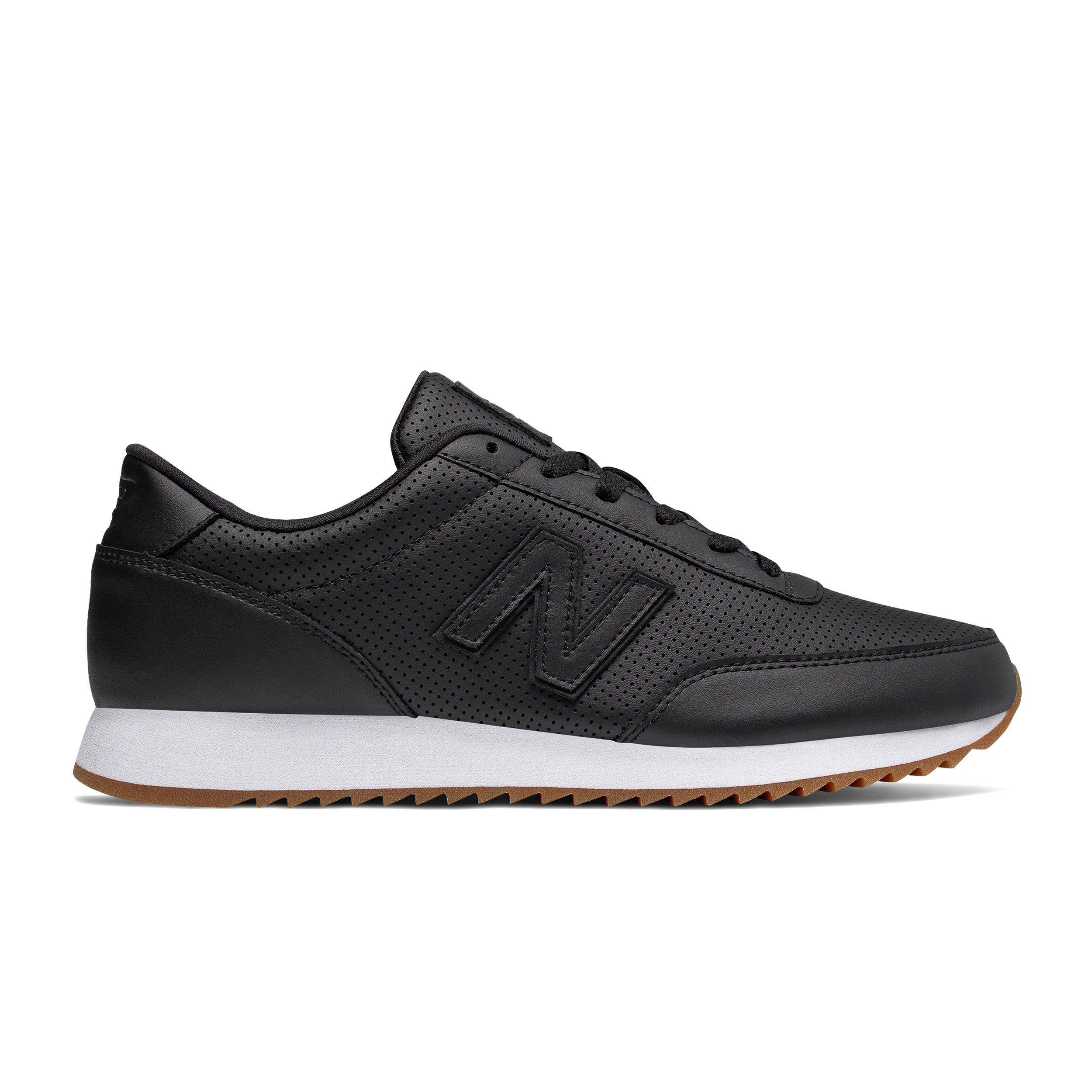 Leather 501 Sneakers Men's Balance New white Black Mens 10m qztwEOE1x