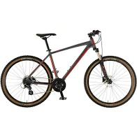 "Claud Butler Alpina 27.5"" 2019 Mountain bike | Grey/Red (19"")"