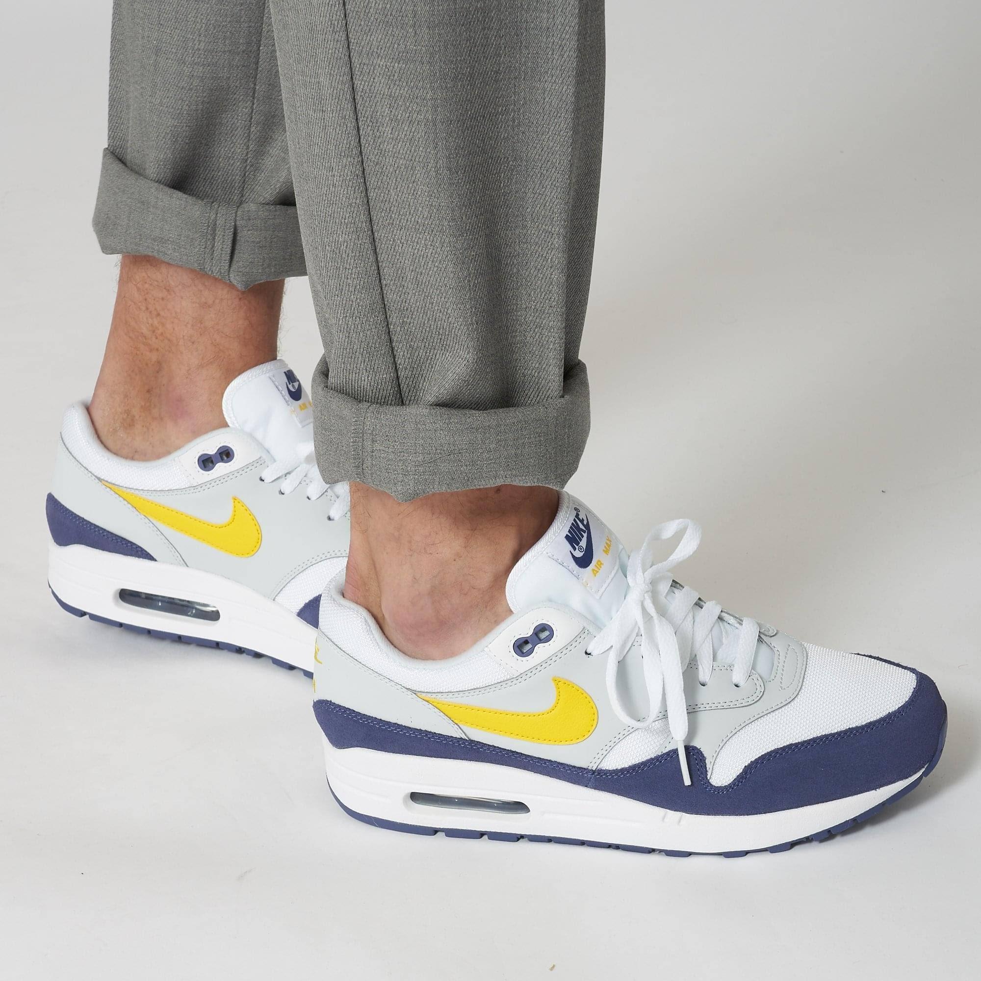 Blanco Zapatos Amarillo 5 Para Tour Tamaño Azul Nike Hombre Recall 1 Max 10 Air Ah8145105 qTnz74UvW