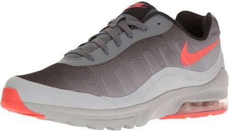 Nike Shoe Grey m max Invigor 7 Grey D Dark black Print wolf Grey Air Us black Orange Men's Running Max axr8nAYrpq