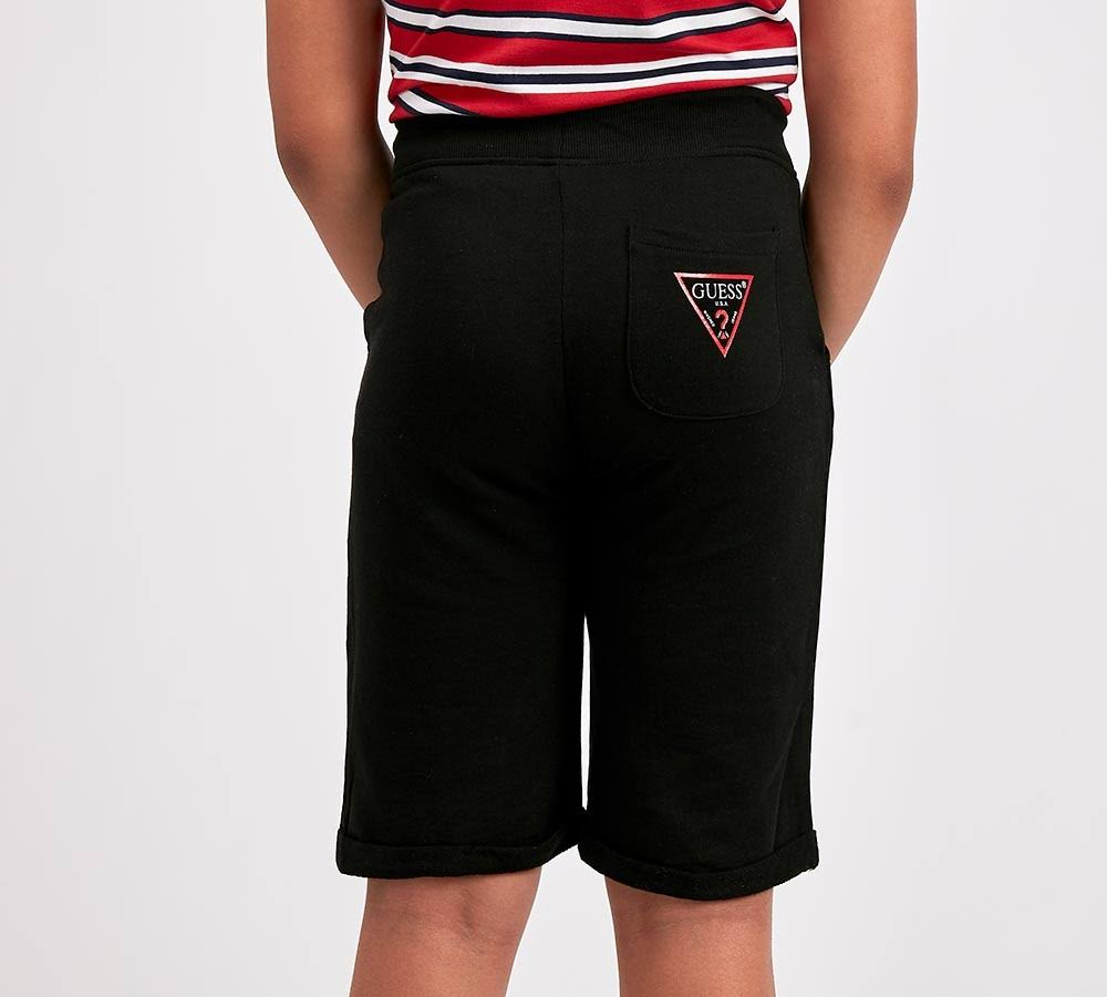 Guess Junior Fleece Short - Black - Size - 10Y  VOPa7OQ