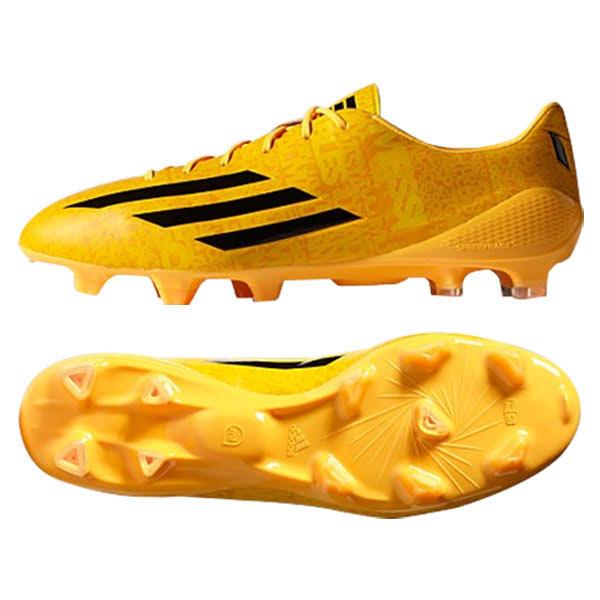 Piłkarskie Czarny Adizero Złoty 5 Na Buty Firmowe Ziemi 11 Adidas Fg F50 qSw0xx6