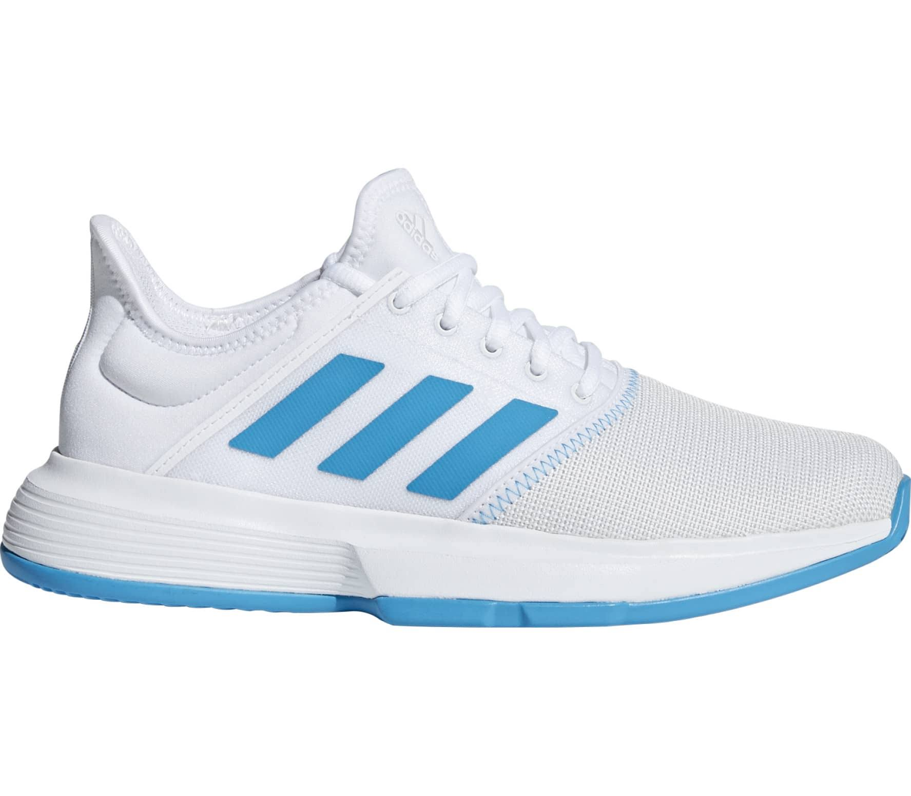 Adidas Game Court Parley Women Tennis Shoes White