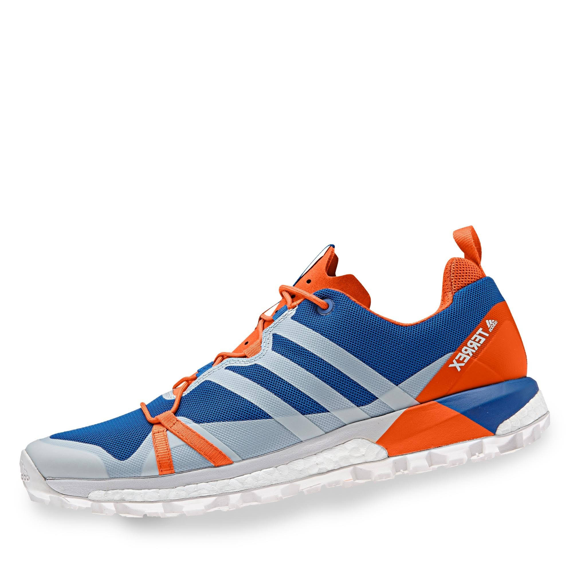 Herren Blau Adidas Schuhe Schnürer Outdoorschuh Terrex Agravic Sportschuh Exw0zwpOYq