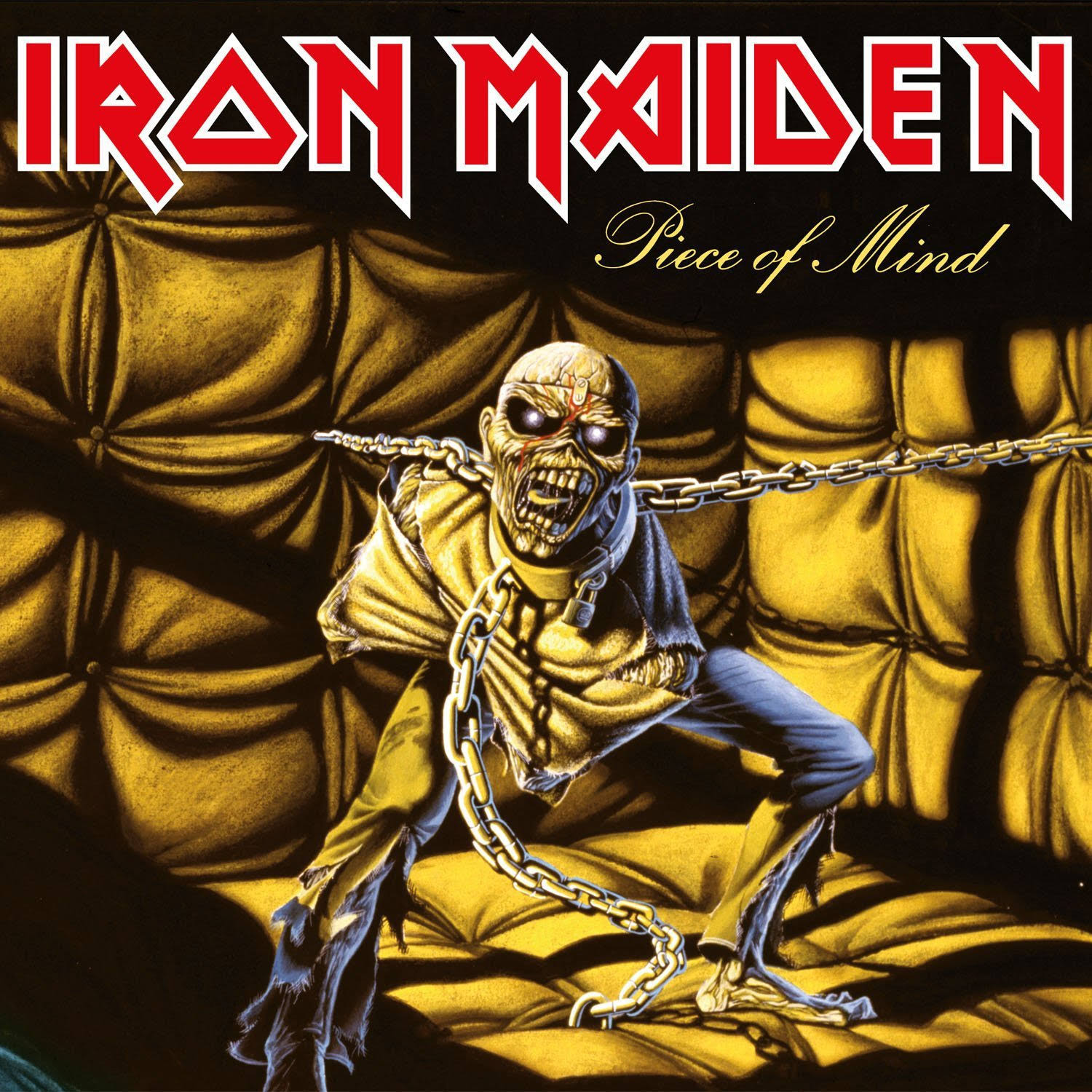 Iron Iron Of MaidenPiece MaidenPiece Of Of Mind Mind Mind Iron MaidenPiece Iron 9WHYED2I
