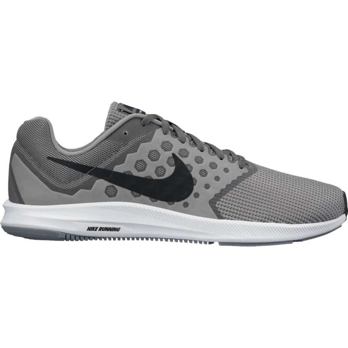 Nike Schwarz Medium 7 Männer Laufschuhe Downshifter 15 Grau Stealth rOqrX8