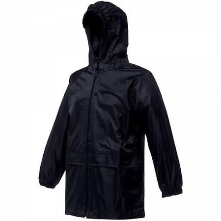 Chaqueta Stormblash Negro Azul Niños Y De Regatta 2 Para Niñas rrqdxWw4
