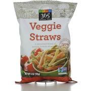 365 Veggie Straws - 6 oz bag