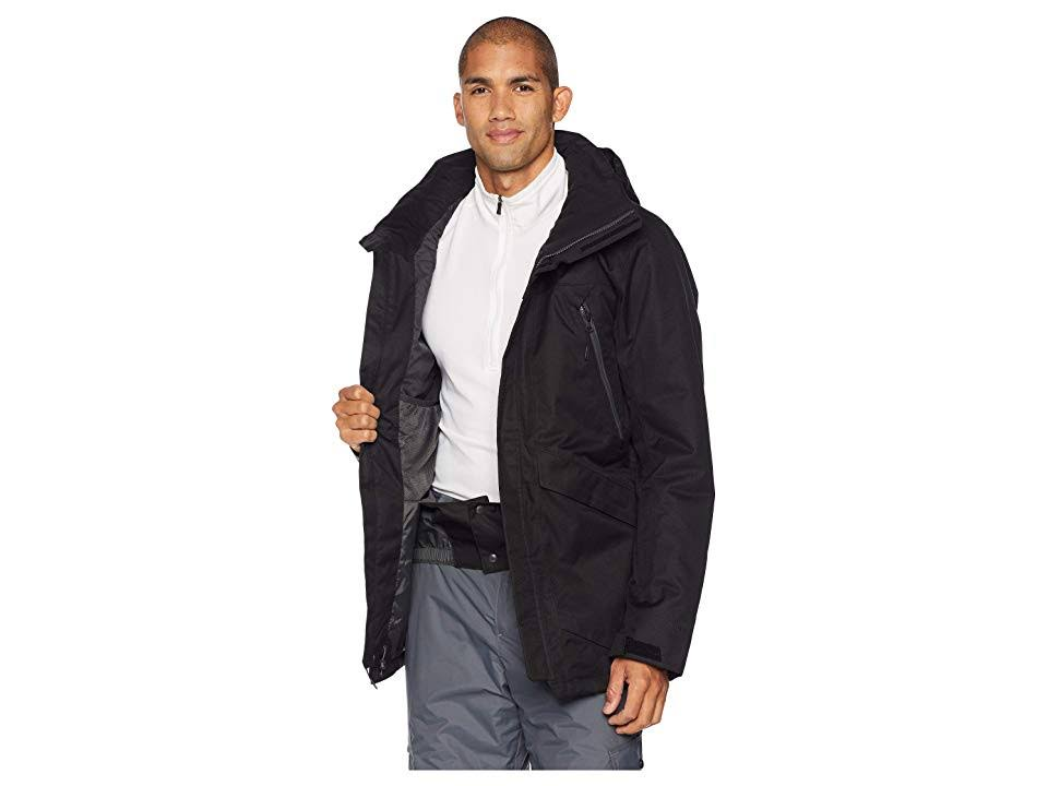 Hombre Jacket Xl Negro North 1 Tnf Face Gatekeeper The wqxI8Ftq