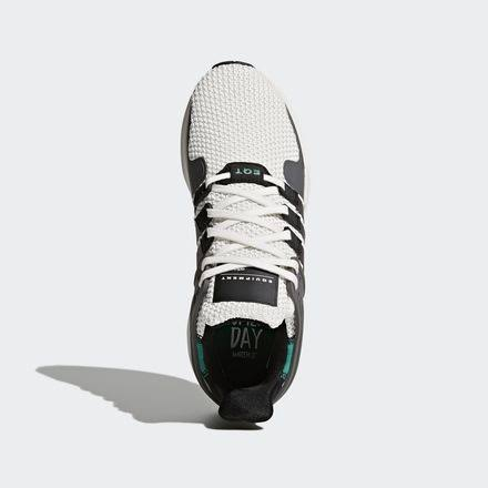 Verde Adidas Mujer Blanco 8 5 Shoes Gris Support Eqt Adv HUwqv0H