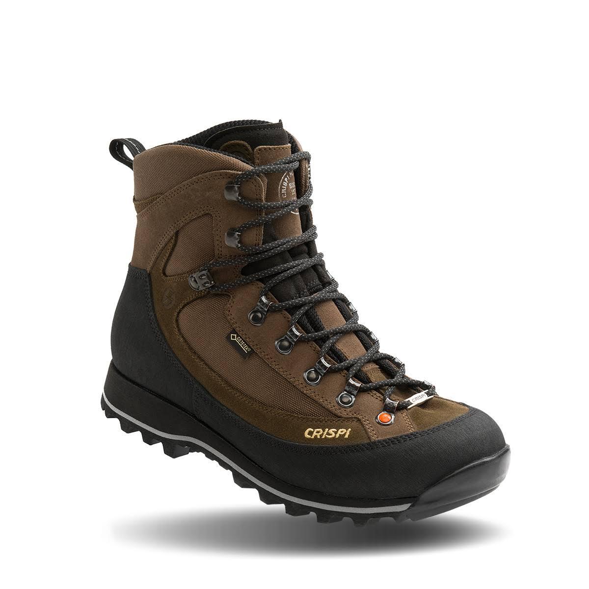 brown 12 Hunting Summit Gtx Crispi Boot LAcq54Rj3S