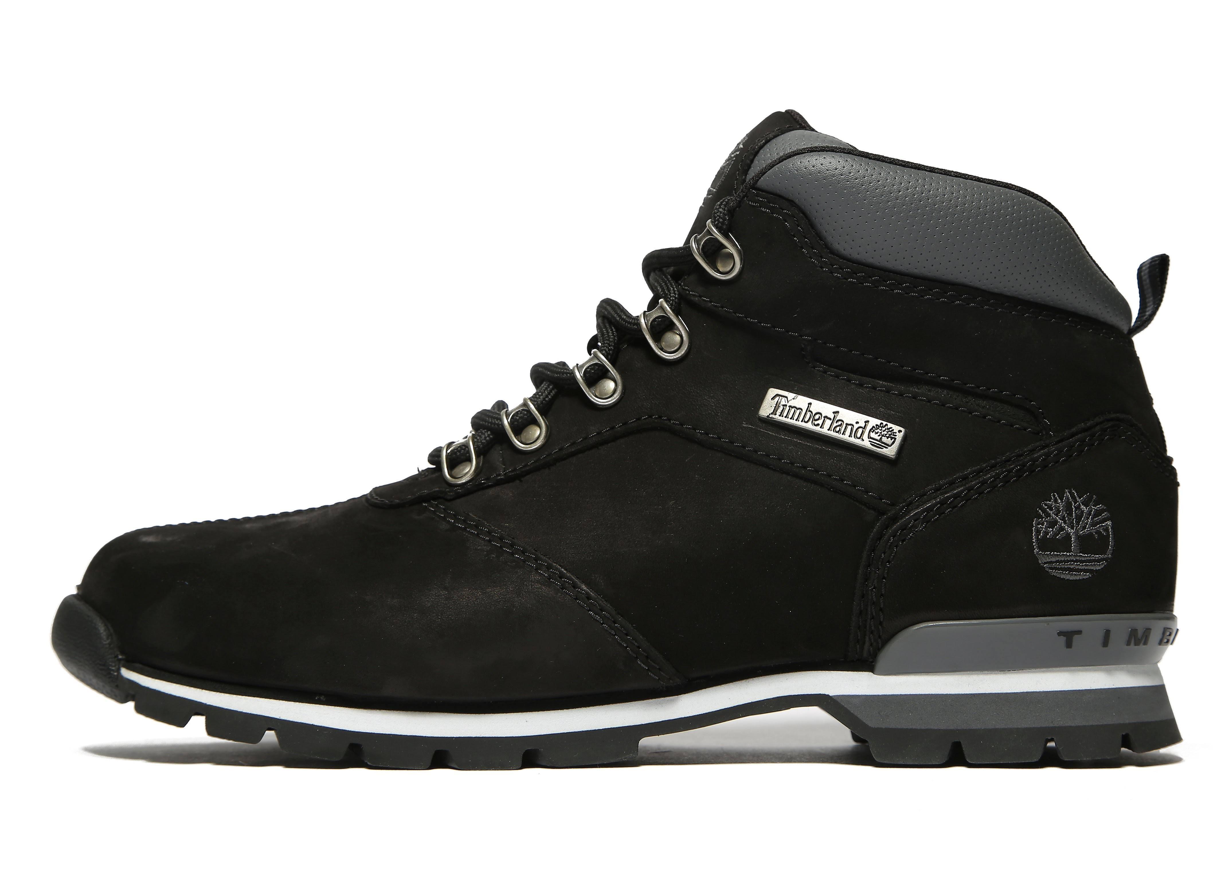 Hiker Herren Black 6161r Splitrock Timberland Wanderstiefel Nubuck 42 2 Schwarz black 6IOqTOd