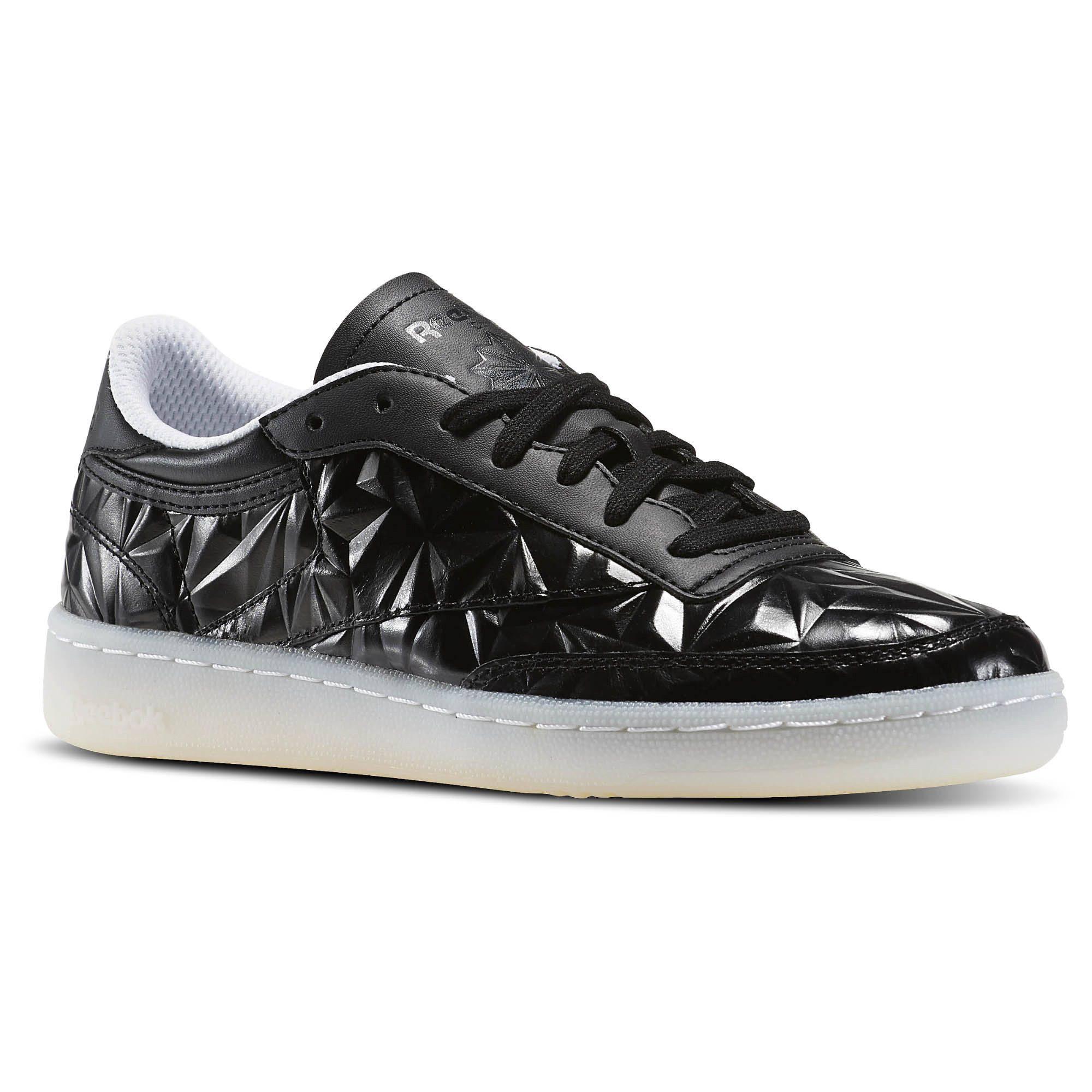 5 C Zapatos Tamaño Club De 85 Blanco Bd4889 Reebok Mujer Negro 4xCOqp8wC