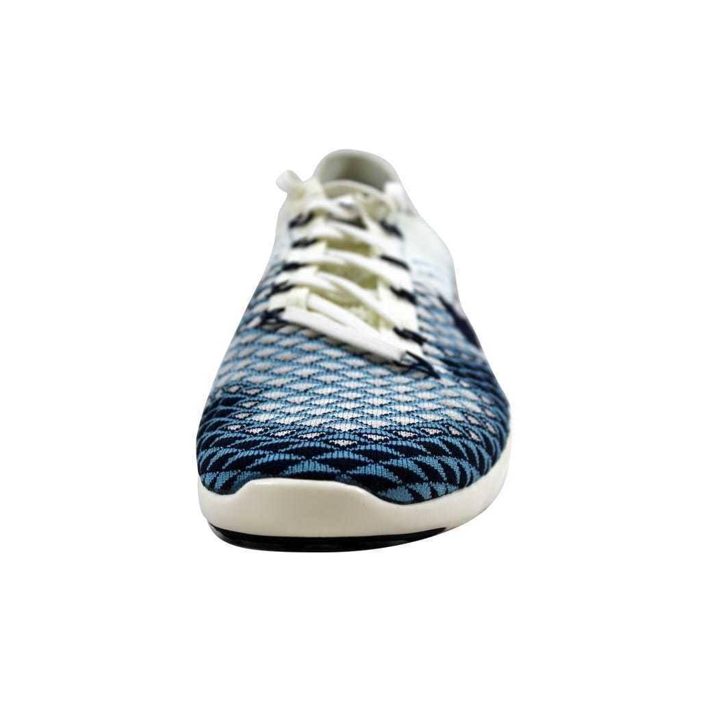 104 Mujer Navy cerulean Sail College Free Nike Indigo Para Flyknit 2 904656 Tr wOv07T