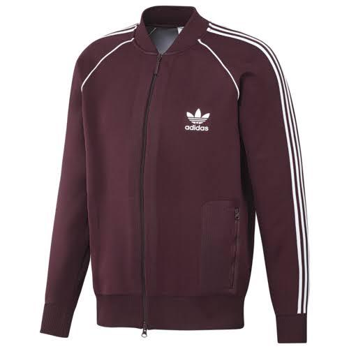 Chaqueta Black Punto S Adidas Friday Burgundy De 717qBr6W4