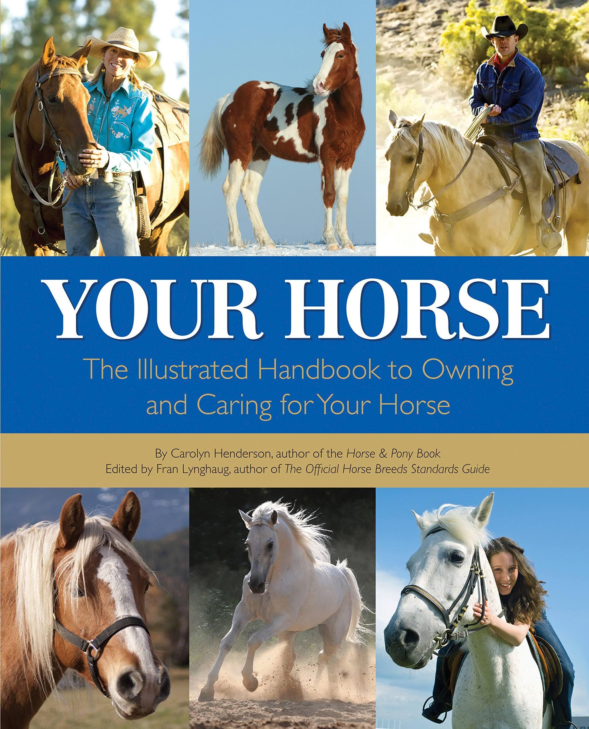 tuo libro manuale il curare cavallo possedere Il illustrato e cavalloil per JTlKcF1