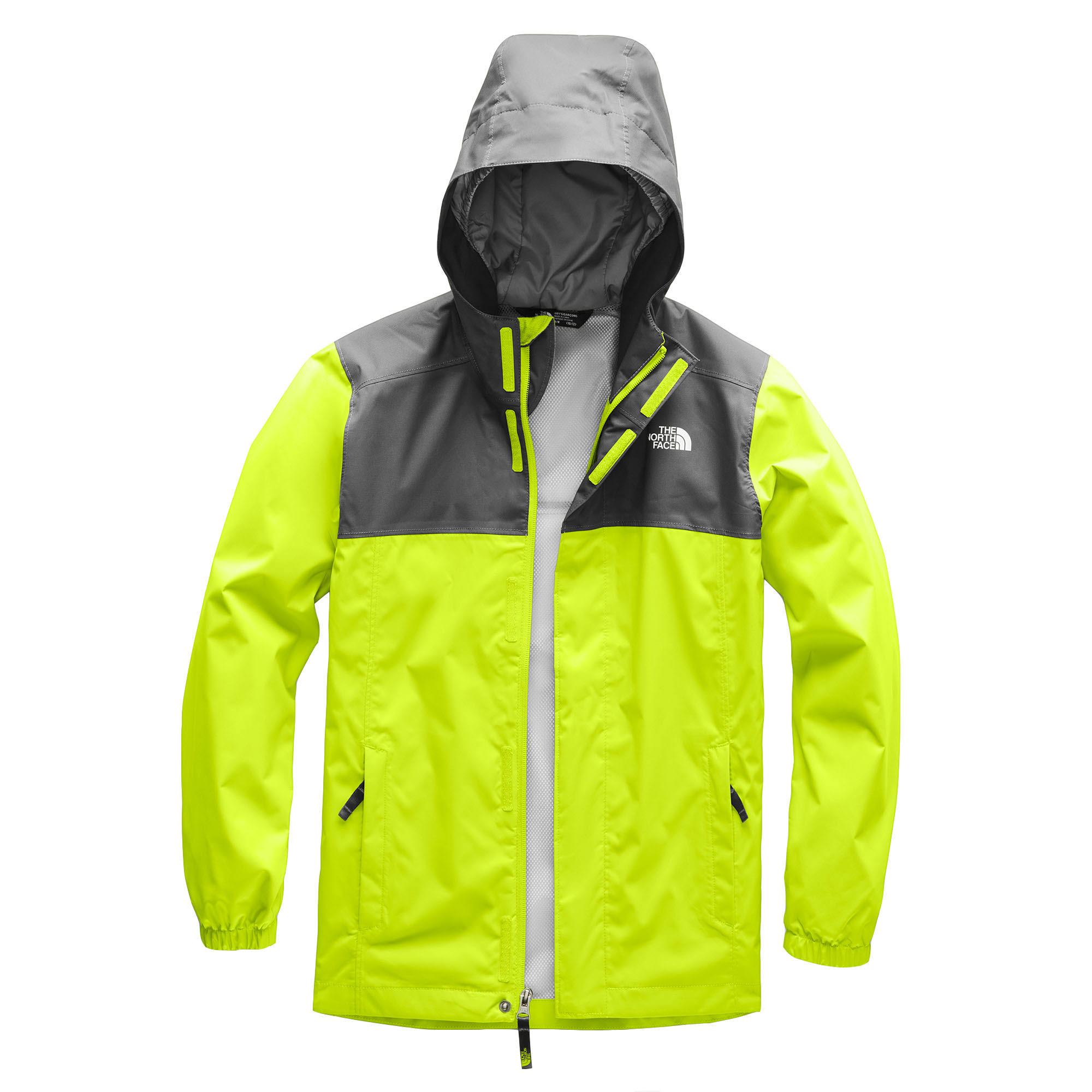 Jungen Für North Face Jacket Grün Reflective Die Von Resolve wq0ffA