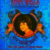 Kitty Wells - God's Honky Tonk Angel (Audio CD)