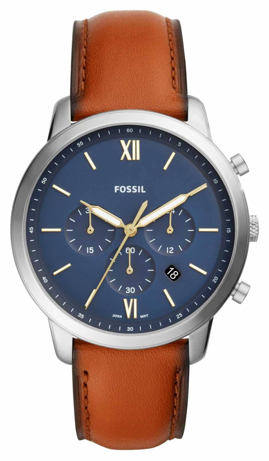 Fossil neutra Chrono Reloj FS5453