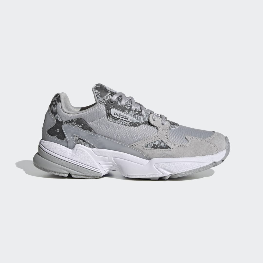Adidas Falcon Shoes - Grey - Women