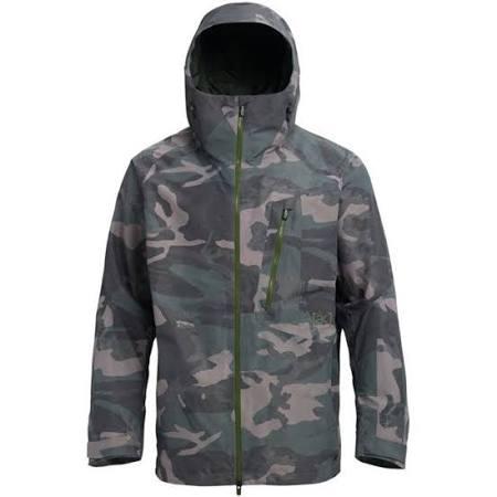 Burton Camo Cyclic Jacket Gore Ak Woomwood BaqrBUw