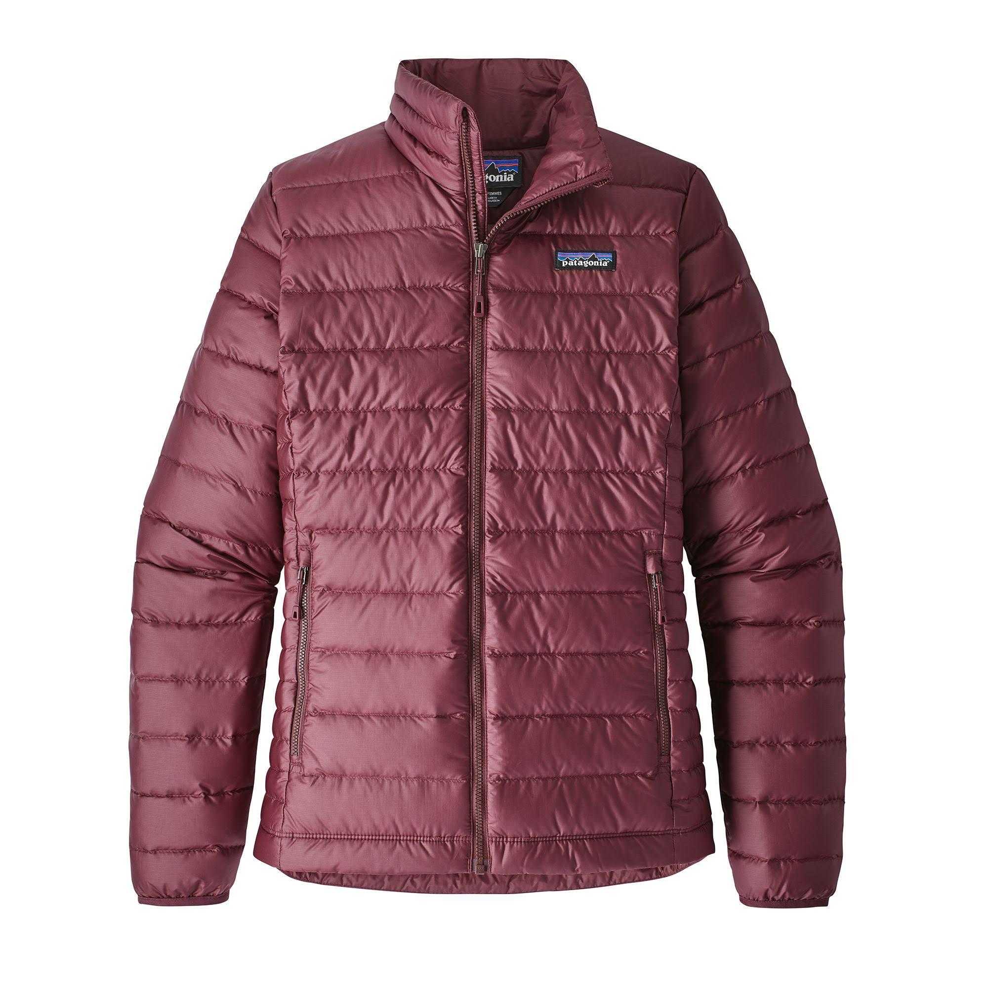 L 84683 Patagonia Damen Down Sweater Dark Currant CPARwqv