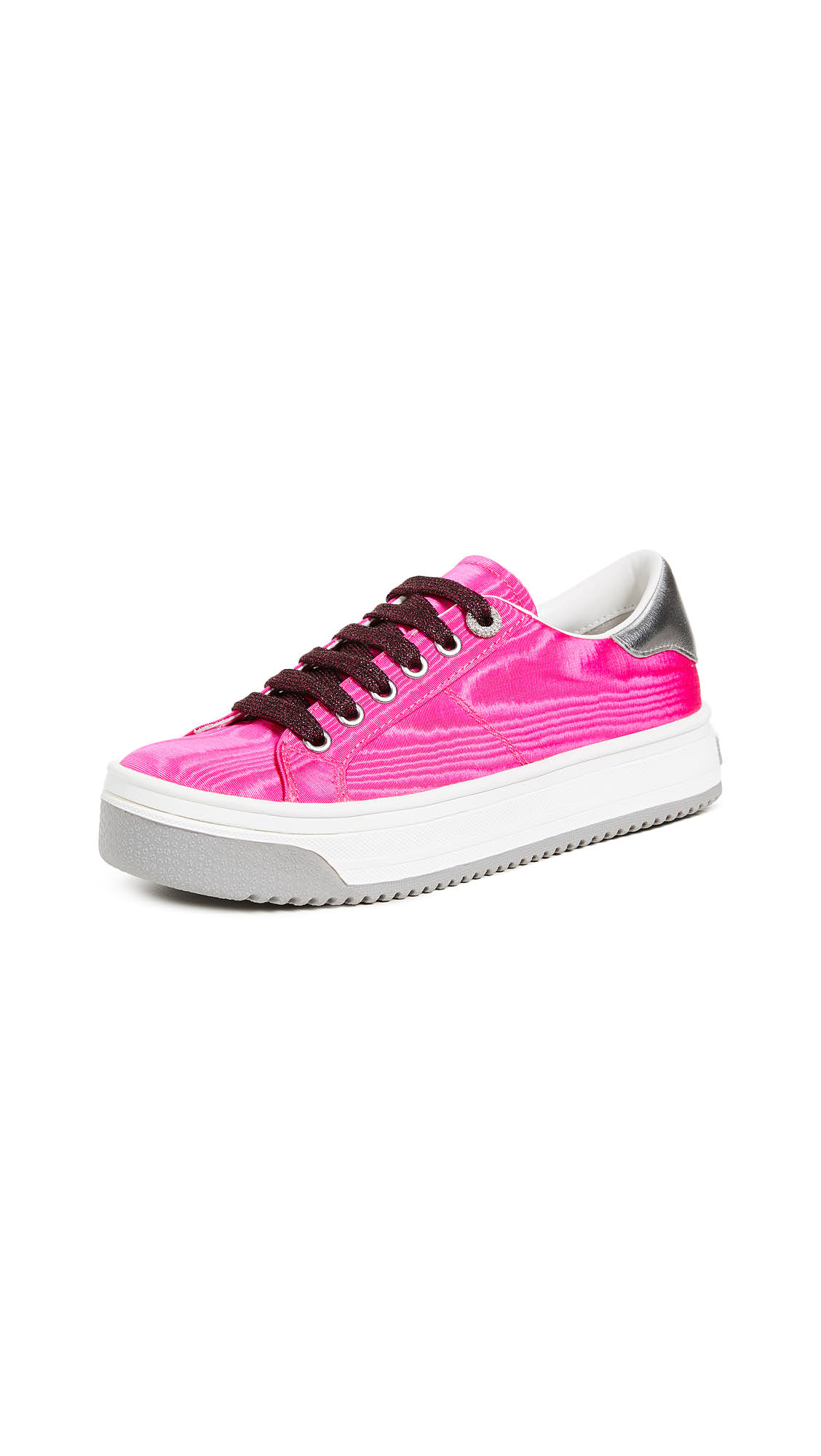Color Marc Multi Sneakers Jacobs Magenta 39 Empire Sole qOAtwxaR