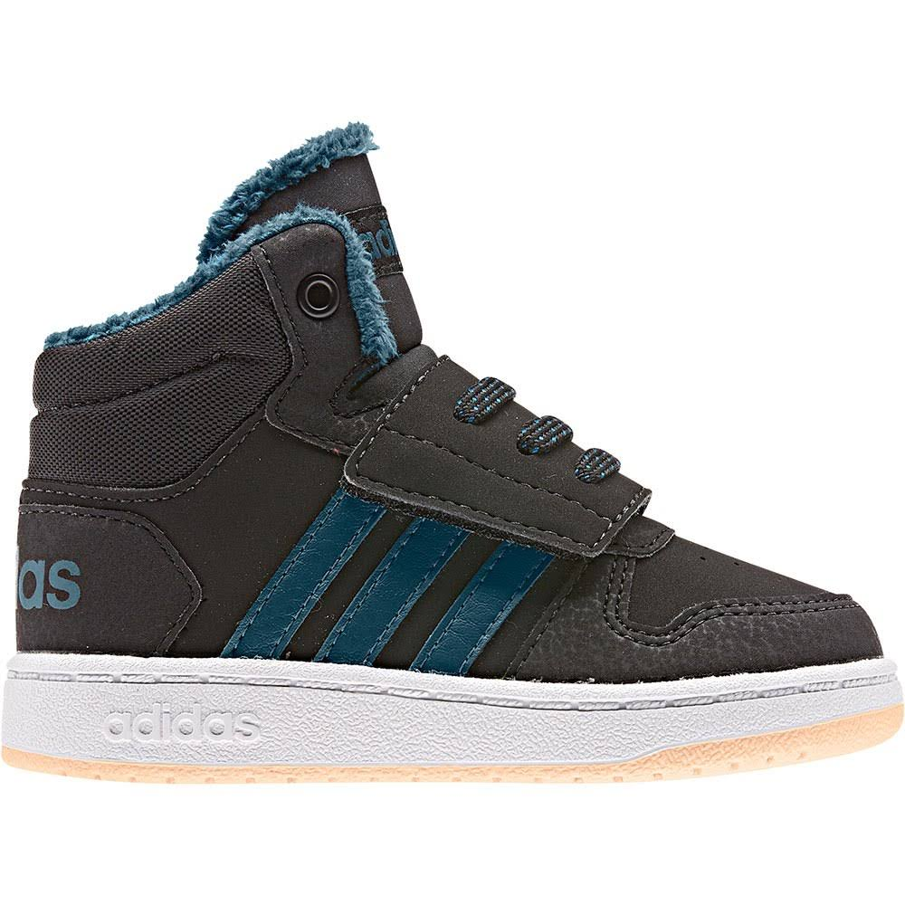 Adidas Hoops 2.0 Mid Shoes - Kids
