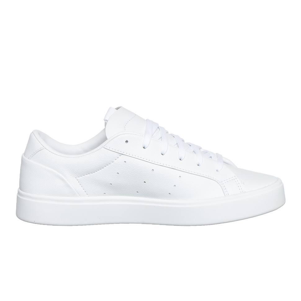 Adidas Sleek Vegan Shoes - Womens - White