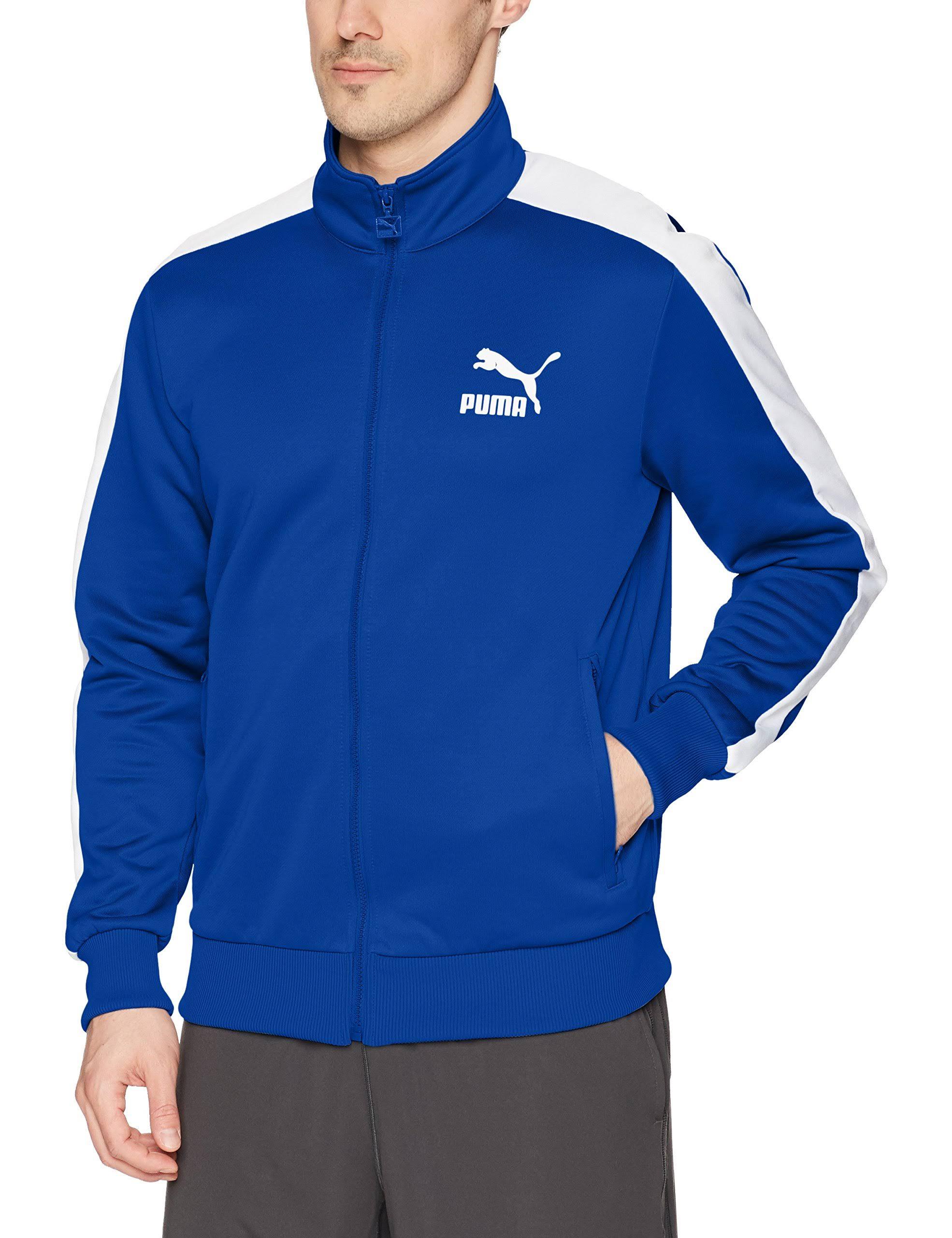 Wählen Jacket Men Archive Royal Sz Sie White Track Puma Farbe T7 dIXOqxIR