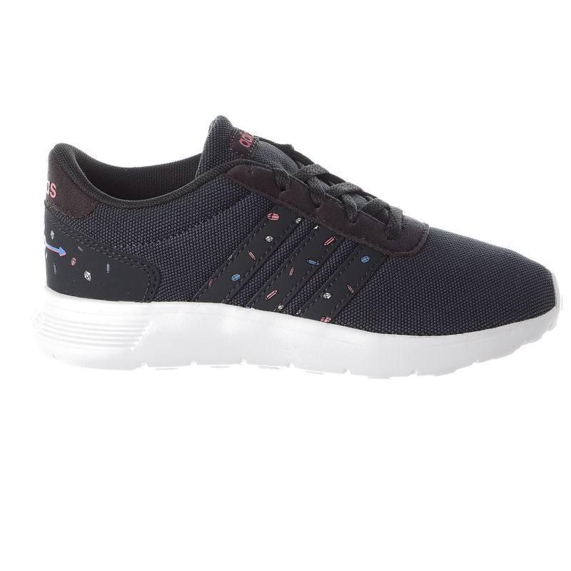 Lite Adidas Carboncarbonchalk ShoesGirls Racer K Pink WED29IH