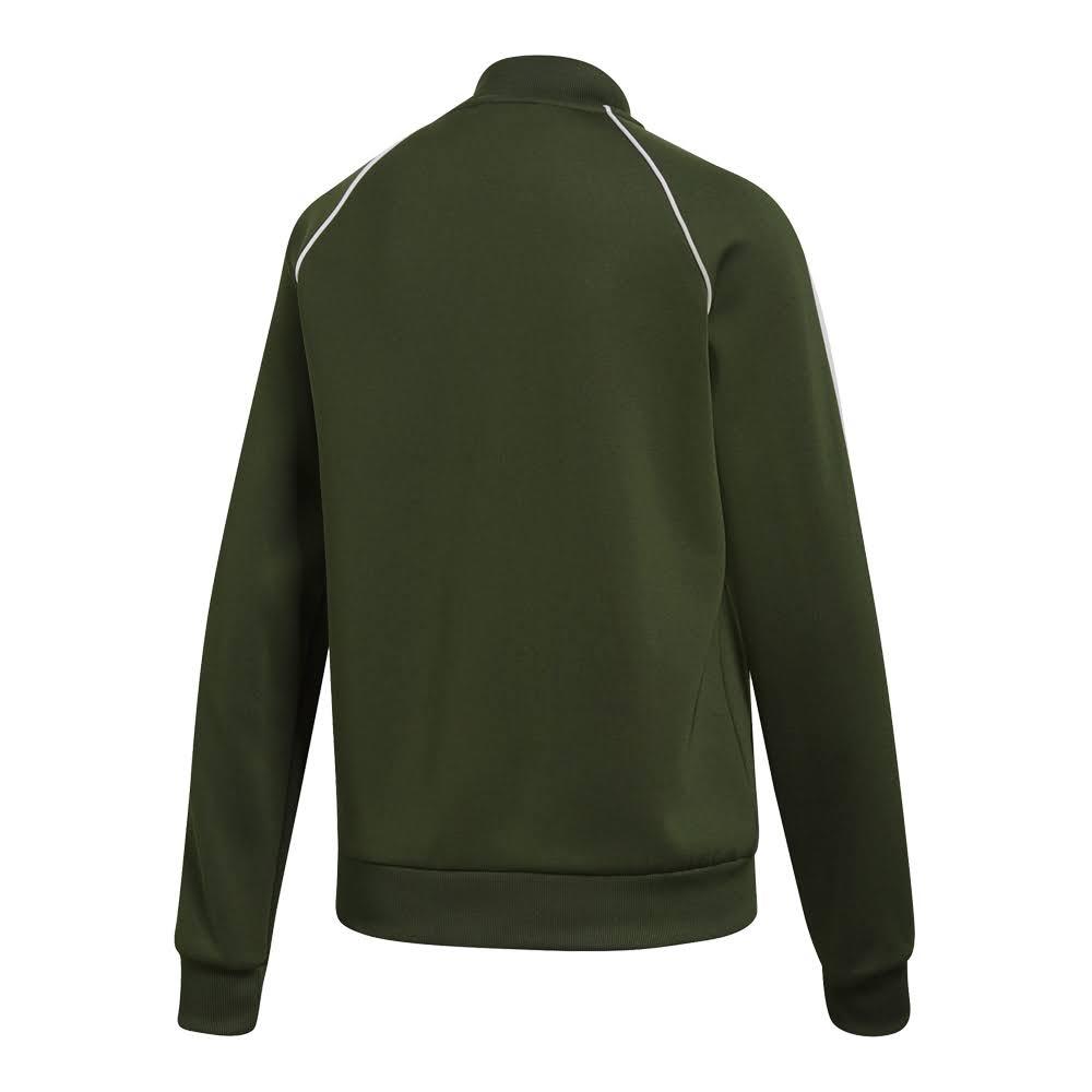 Women's Zielony Dh3166 Sst Track Cargo Originals Biały Adidas Jacket Night AxX7dAqR