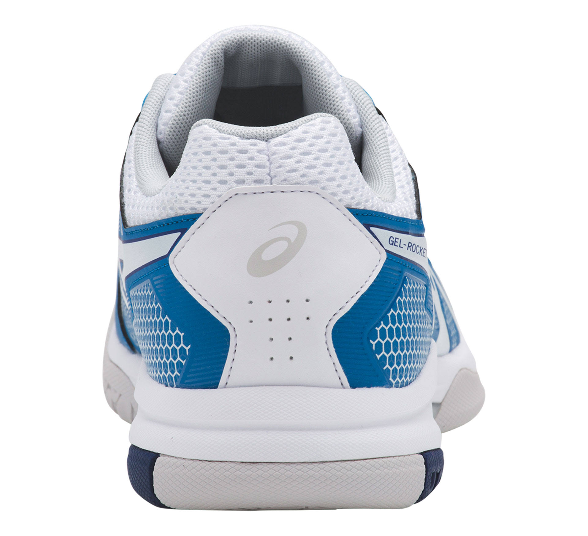 8 Bianco Shoes Blu AsicsGel rocket SqUzpGMLV