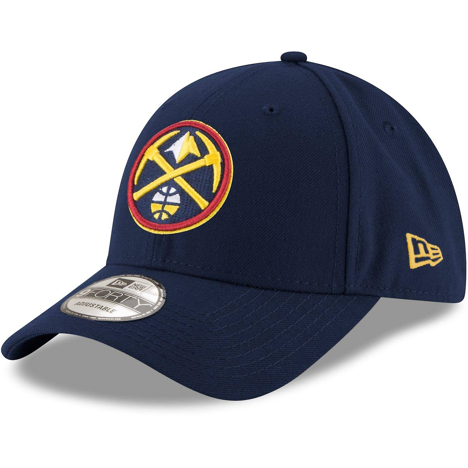 New Era NBA Denver Nuggets The League 9Forty Adjustable Cap