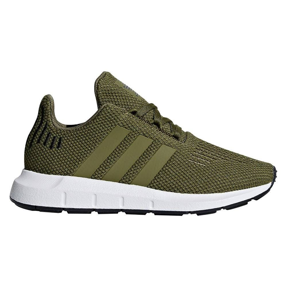 34 Calzado reino Para Swift Originals Khaki Niños Unido Run Sneakers 2 Adidas 7xqw8X4pn