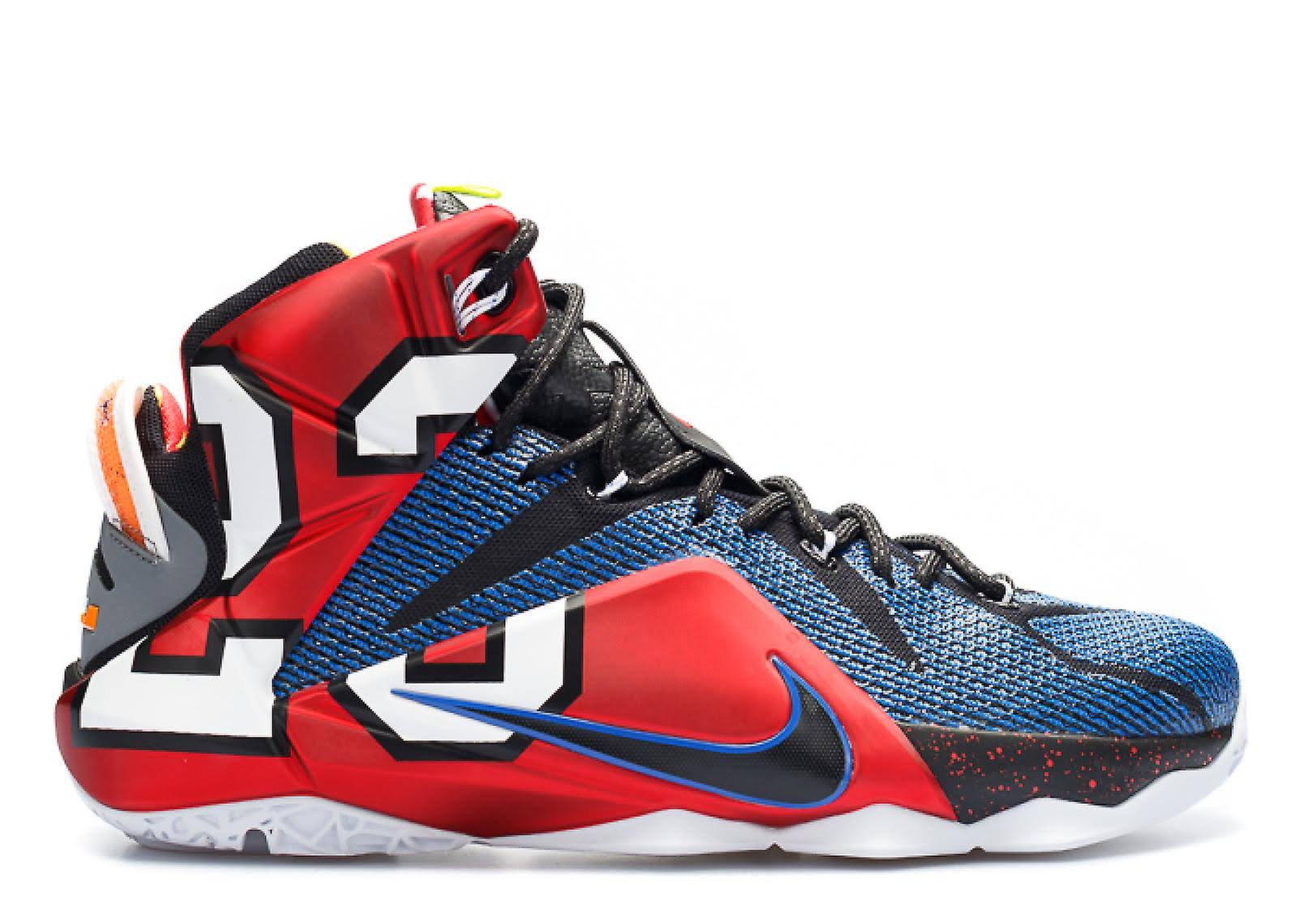 Nike LeBron 12 What the LeBron  3AGLegS
