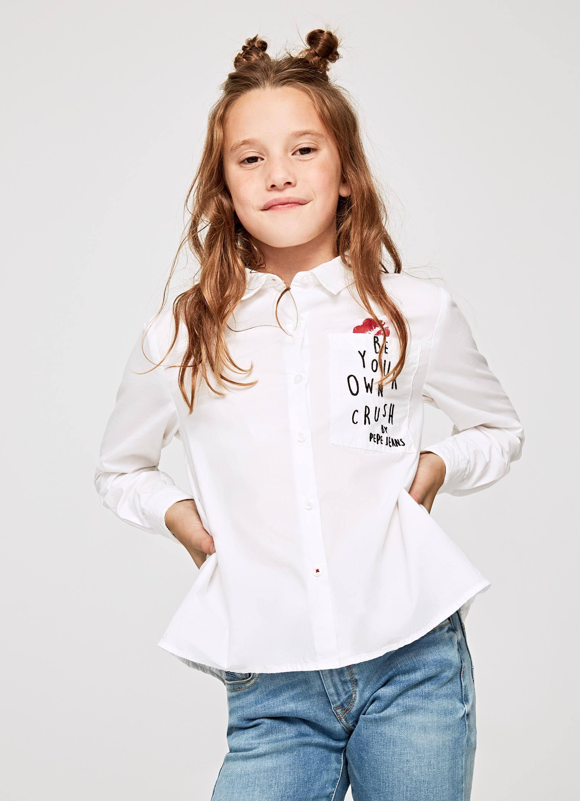 Infantil Claire Jeans Jeans Camisa Pepe Camisa Claire Jeans Infantil Pepe Claire Pepe Camisa qwvA7C7