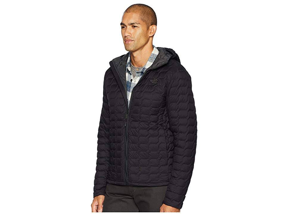 Con Tnf Hombre Face Capucha Thermoball Matte Black Sudadera North The M Para RF7qFC