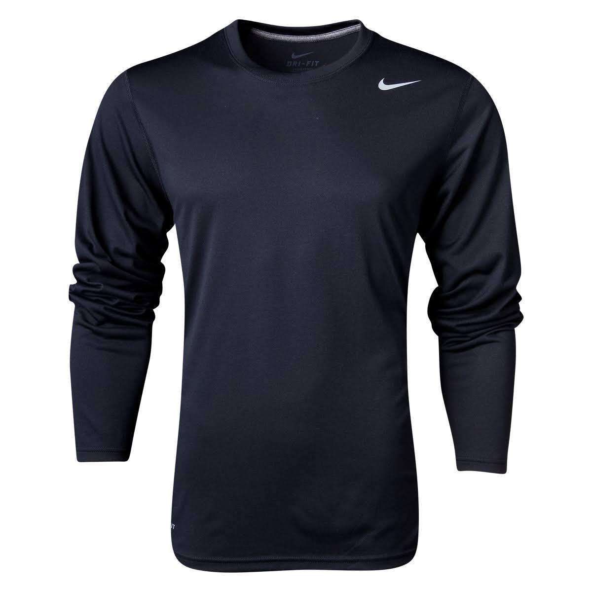 Legend Cooles Grau Sleeve Schwarz Poly Männeroberteil Long Normal Nike dxnFqwA7d
