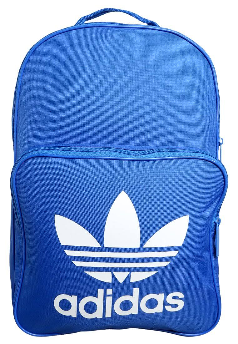 Adidas Originals Classic Trefoil Backpack - Blue