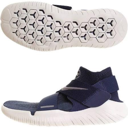 2018 Shoes Sz Free Rn Azul Nike Flyknit Gunsmoke Navy Hombres midnight 12 Running Motion Squadron AFZxqH