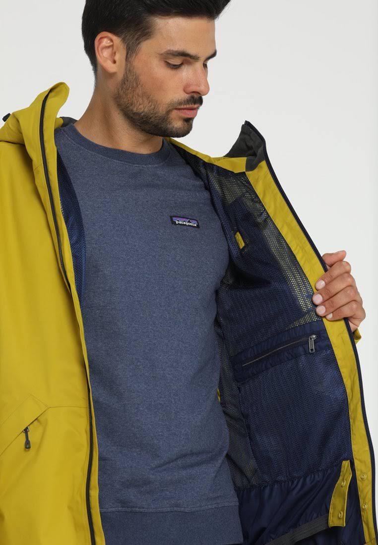 La Nieve Sneakhot Verde Chaqueta Marrón Textil Patagonia Para Naranja De F5qxEvtw