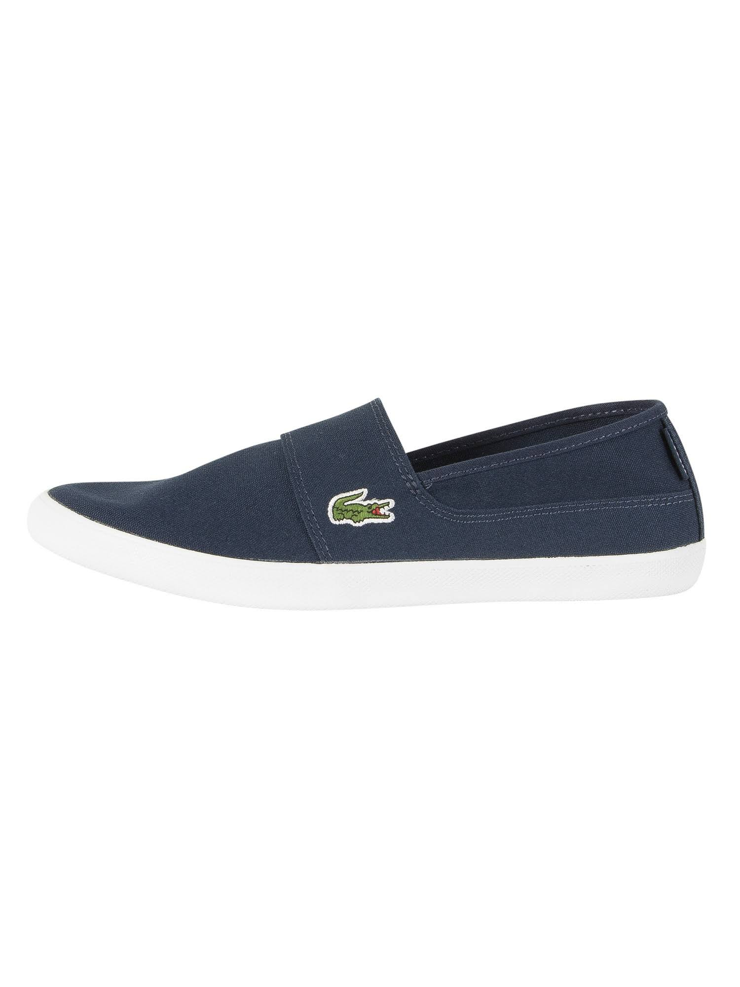 Dark Mens In Bl Marice 2 Blue Lacoste Slip On qxSR0R7w