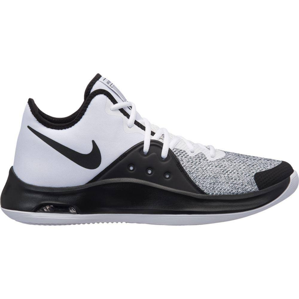 Nike Versitile Mens White Size Sneaker 3 Baskteball Air 8 q55nxr8t