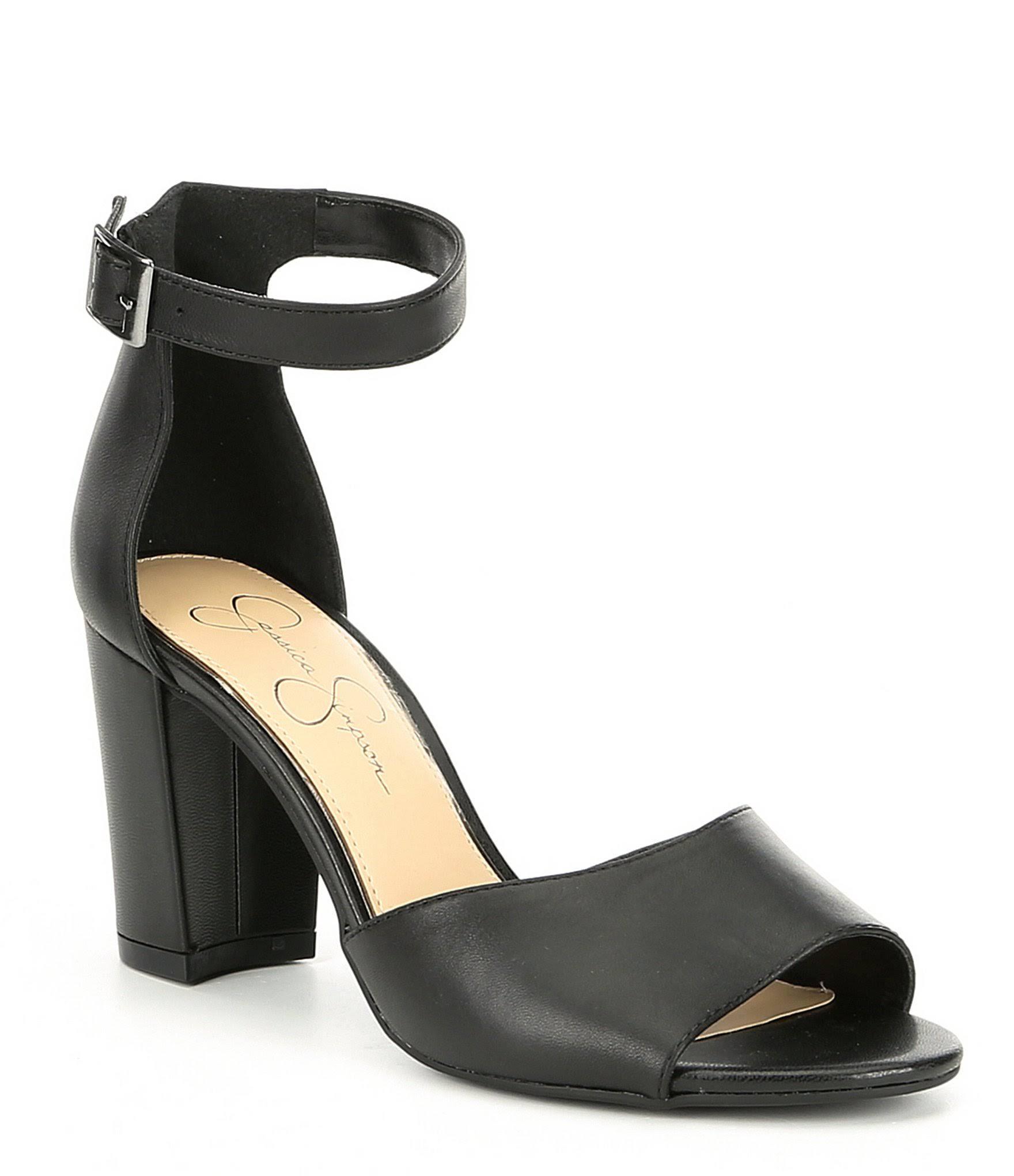 Sandalo Da Sherron SimpsonColoreNeroTaglia6 Donna Jessica 4ARLSc35jq