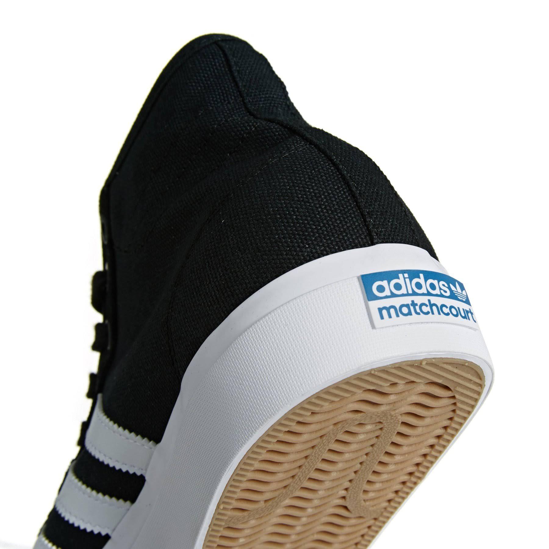 Weiß Originals Rx Matchcourt High 3 Eu 47 Adidas 1 Schwarz FgpqxzHHPw