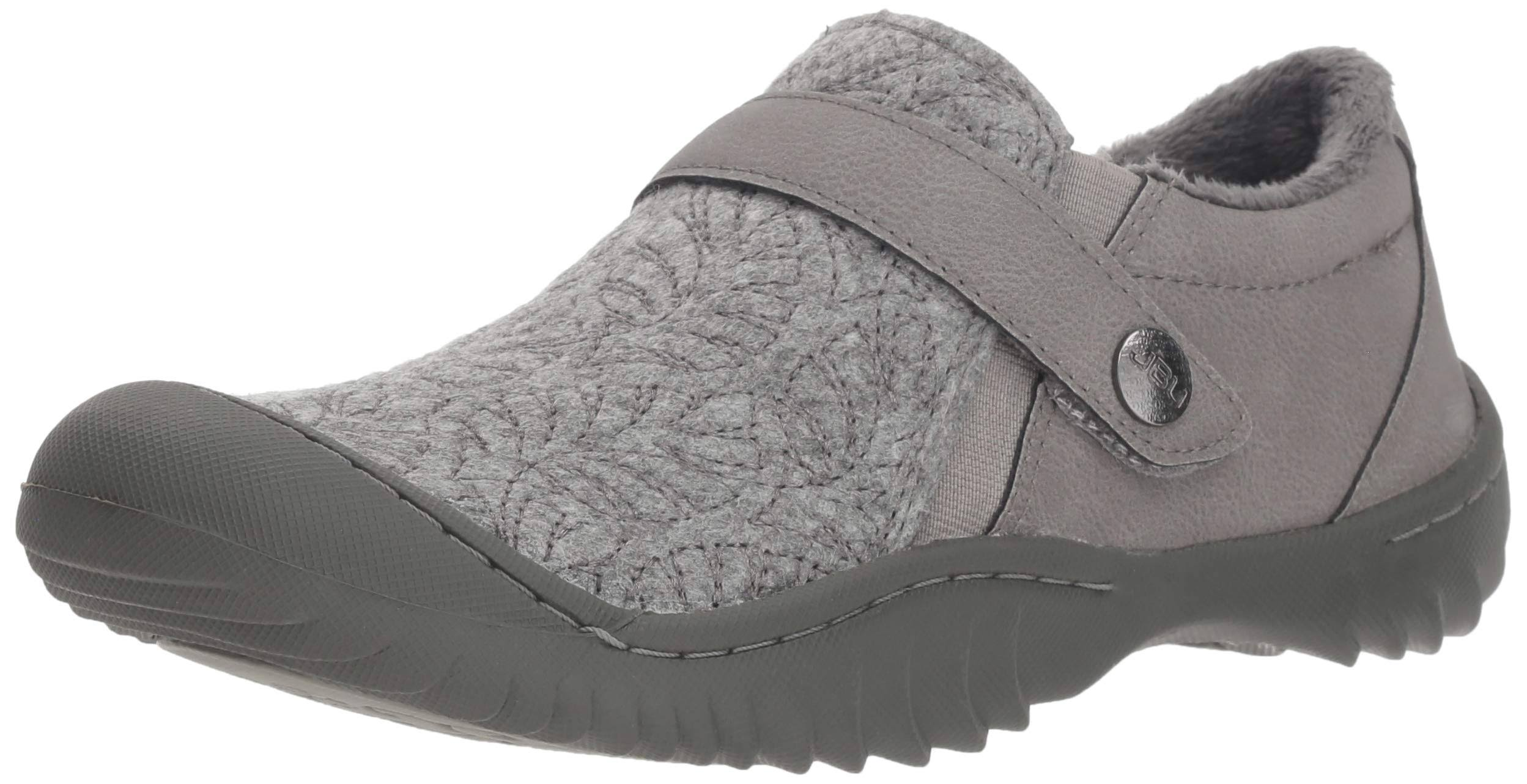 Jbu Women's Brown Jambu Flat Blakely Grey ikZXPu